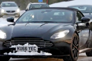 2018 Aston Martin DB11 Volante And 2018 Aston Martin Vantage (1080q)