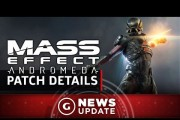 Mass Effect: Andromeda Patch Detailed - GS News Update