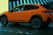 2018 Subaru Crosstrek Redesign; U.S. Debut at 2017 New York Auto Show
