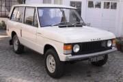 The Classic Range Rover Velar Prototype