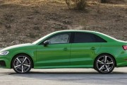 Hot News !!! Coming to America 2018 Audi RS3 Sedan First Drive