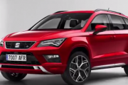 2018 Seat Ateca FR Exclusively Designed Interior, Exterior