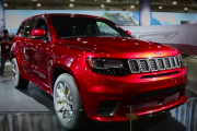 2018 Jeep Grand Cherokee Trackhawk - 2017 New York Auto Show