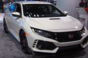 2017 Honda Civic Type-R Review: First Impressions
