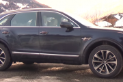 Bentley Bentayga real-world review.