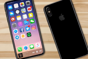 Latest iPhone 8 Renderings by Benjamin Geskin!