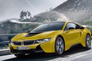 BMW i8 Protonic Frozen Yellow 2018