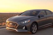 2018 Hyundai Sonata Reworked and Updated