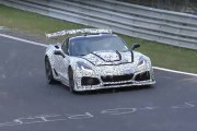 2018 Corvette ZR1 Testing on the Nürburgring!