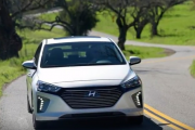 WOW...!!!! The 2018 Hyundai Ioniq plug in hybrid First Drive Review - Interior and Exterior