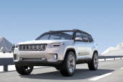 Jeep Yuntu (Cloud)