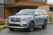 2018 Lincoln Navigator - interior Exterior and Drive