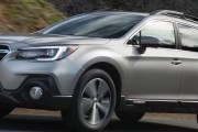 2018 Subaru Outback Review: First Impressions