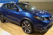 2017 Nissan Rogue Sport First Look/ Overview