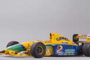 Ex Michael Schumacher Benetton B191 F1 Car For Sale