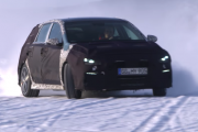 Hyundai i30 N - Winter Testing with Thierry Neuville