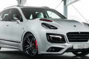 Techart New 720HP Porsche Cayenne Magnum Sport