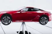 Lexus LC 500: Feats of Amazing