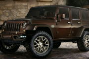 2018 Jeep Wrangler new concept, pick-up