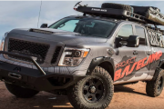 Nissan Titan XD Project Basecamp Concept