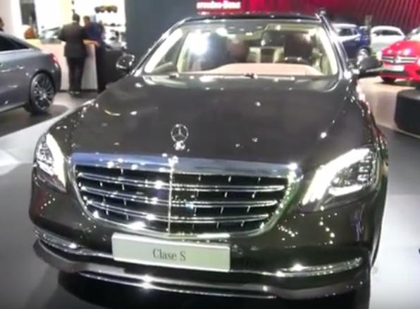 2018 Mercedes-Benz S 600 - Exterior and Interior