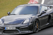 All-New 2019 Porsche 718 Cayman GT4