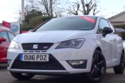 2017 Seat Ibiza Cupra: In-Depth Exterior and Interior Tour w/ Start and Revs!