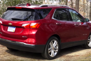 2018 Chevy Equinox Review: Smaller on the Outside, Bigger on the Inside