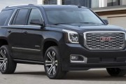 2018 GMC Yukon Denali 6.2L V8 Engine 10-Speed Automatic Transmission
