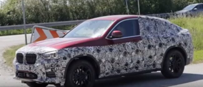 All-New 2019 BMW X4 G02 Sports Activity Coupe (Second Gen Prototype)