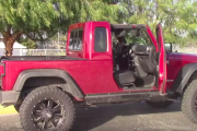 Here's Why the Jeep Wrangler Pickup Truck Is Awesome