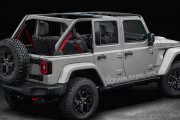 2018 Jeep Wrangler JL Leaked Images & News + ExtremeTerrain Giveaway!