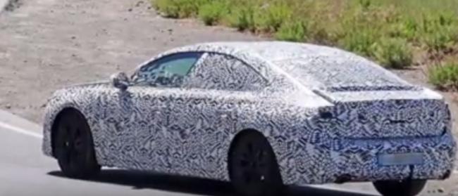 All-New 2018 Peugeot 508 Next Generation Prototype