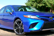 2018 Toyota Camry V6 Review: All-New Inside and Out