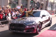 2018 Audi A8 at the Spider-Man : Homecoming premiere