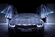 Teaser: 2018 BMW i8 Roadster