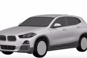 BMW X2 Patent Images