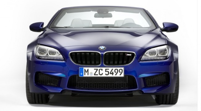 The New BMW M6 Convertible