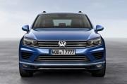 The 2015 Volkswagen Touareg