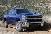 2015 Chevrolet Silverado HD Picture