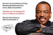 LeVar Burton Reading Rainbow Kickstarter
