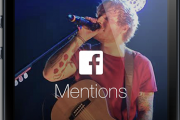 Facebook Launches Mentions App