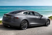 2014 Tesla Model S Picture